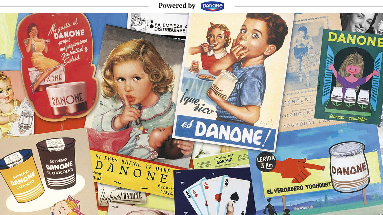 Foto: Danone, una marca de casi cien años