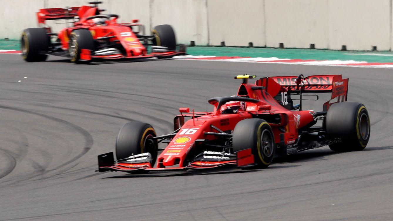 La vergüenza de Ferrari y los dos regalos incomprensibles que Mercedes nunca haría