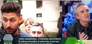 Post de Ramoncín estalla por el caso Arandina: