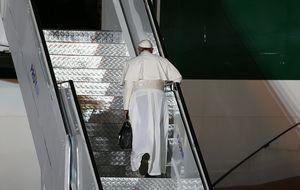 El Papa Francisco: Si una persona es gay, ¿quién soy yo para poder juzgarlo?