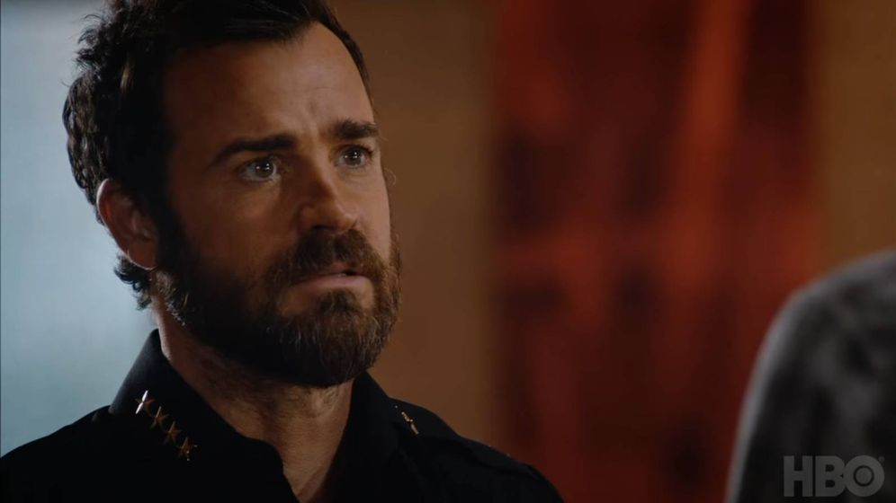 Foto: Justin Theroux, protagonista de 'The Leftovers'.