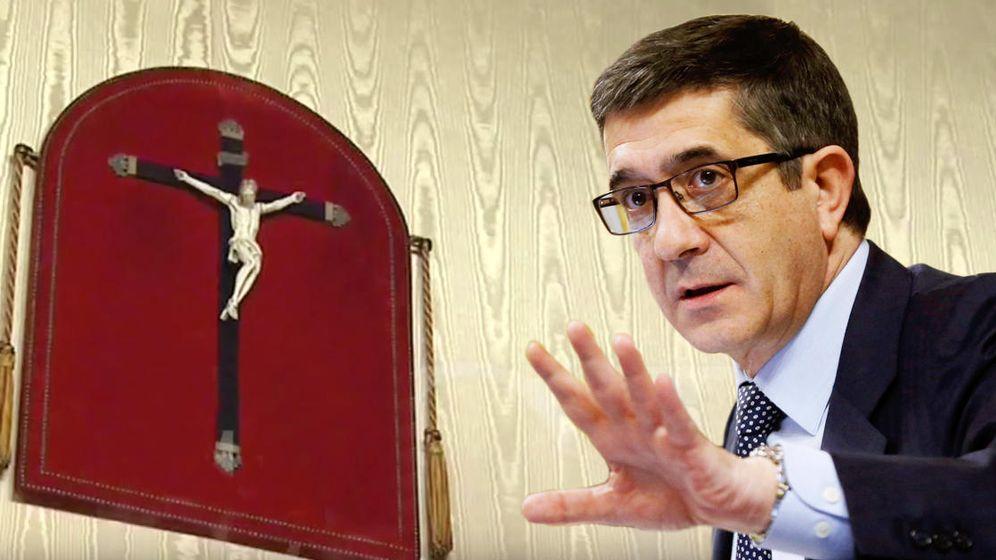 Foto: Patxi López (EC)