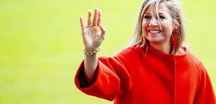 Post de Máxima de Holanda se 'reconcilia' con los tacones para su reaparición