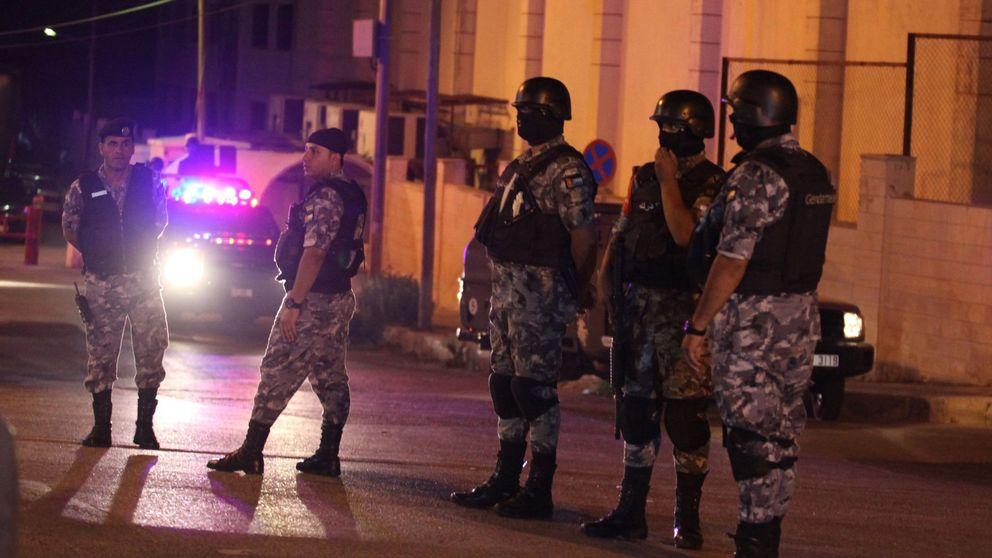 Dos jordanos muertos en un tiroteo en el interior de la Embajada israelí en Jordania