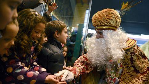 Los Reyes Magos irán casa por casa en Ourense repartiendo caramelos