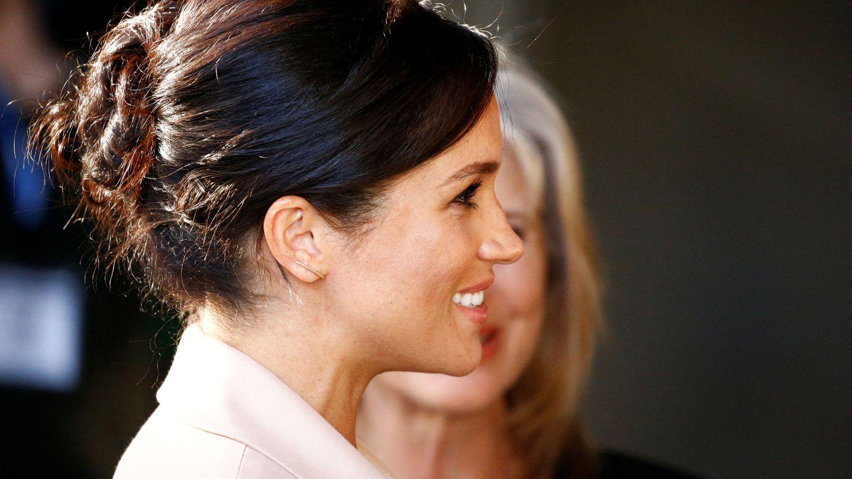 El moño de la duquesa. (Reuters)