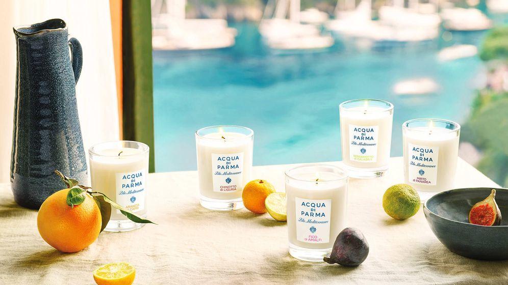 Foto: La campaña fue fotografiada en el lujoso hotel Belmond Splendido, situado en la bahía de Portofino.