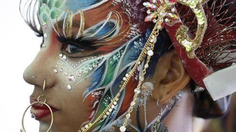 El papa en Irlanda y festival de body painting: el día en fotos