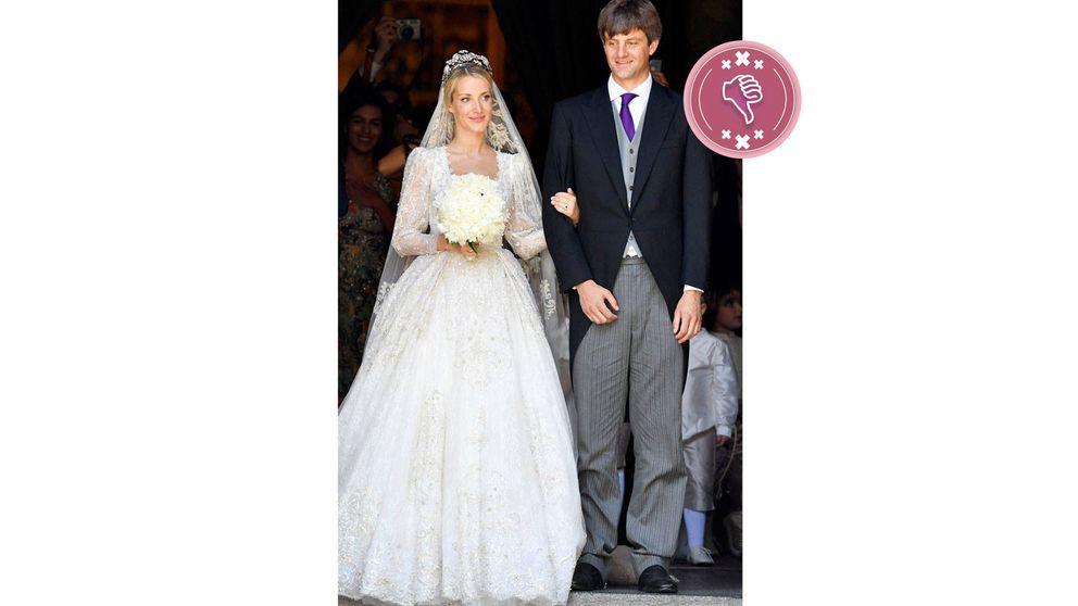 De Carlota Casiraghi a Sassa de Osma: las mejor y peor vestidas de la boda de Ernesto de Hannover