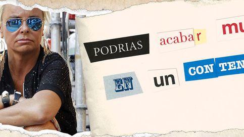 Leticia Sabater, amenazada de muerte tras confesar sus secretos a 'Vanitatis'