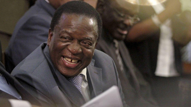 """Mnangagwa, el despiadado """"cocodrilo"""" que sustituye a Mugabe en Zimbabue"""