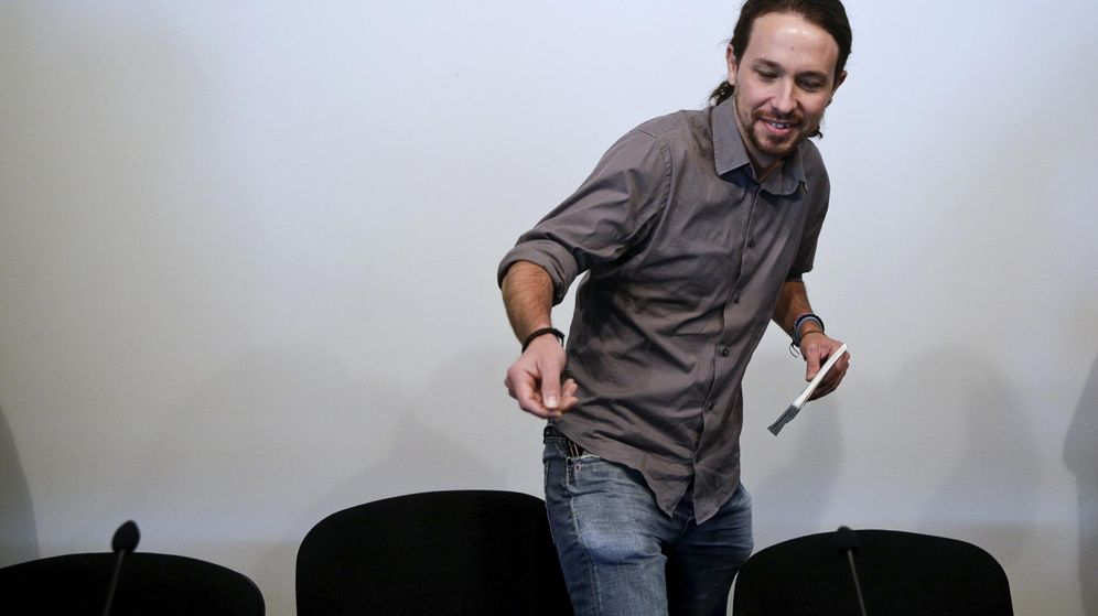Foto: El secretario general de Podemos, Pablo Iglesias. (Reuters)