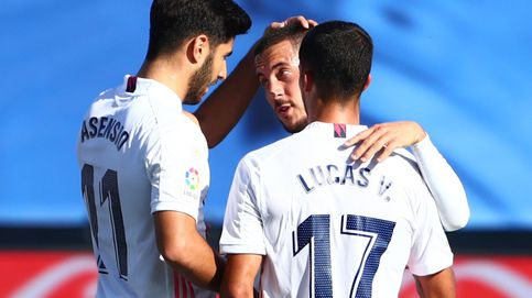El golazo de Hazard que le quita kilos de presión y críticas en el Real Madrid (4-1)