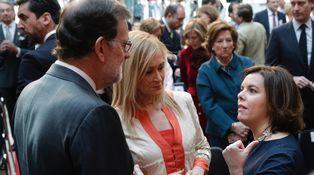 La foto que demuestra que Rajoy puede resistir a quienes piden su cabeza