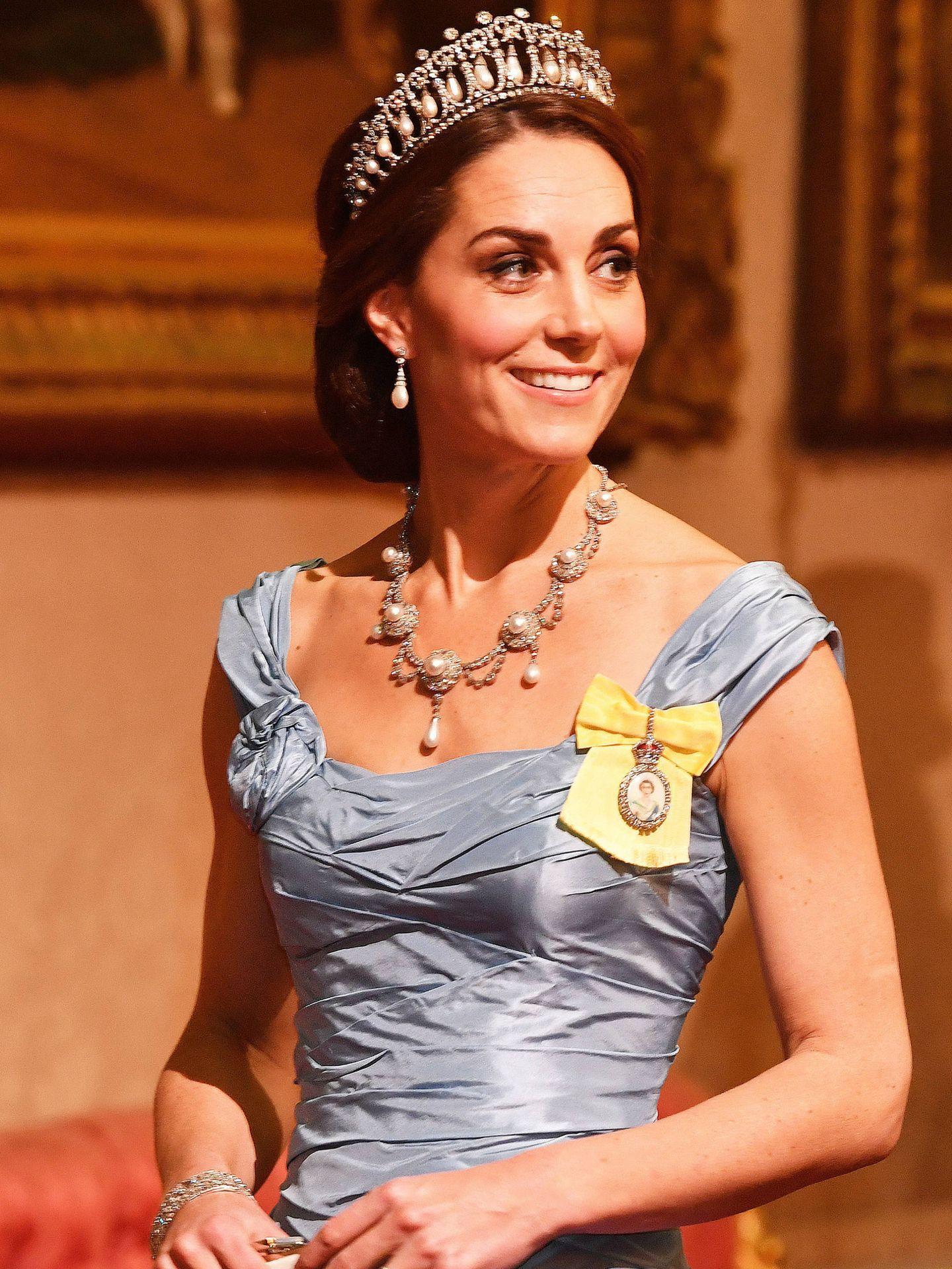 La duquesa de Cambridge. (Getty)