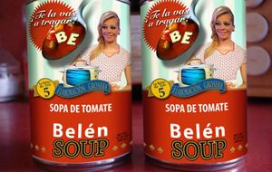 Polémica por la utilización de Belén Esteban como nuevo icono del arte pop en una exposición