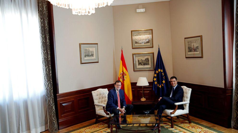 Rajoy y Sánchez se reunirán mañana para hablar de la investidura