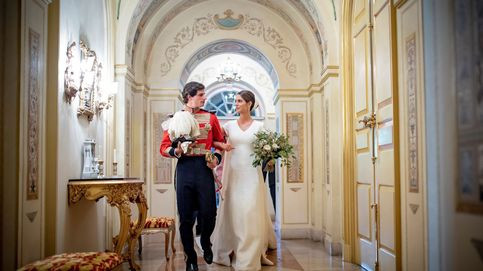 La foto inédita de la boda de Sofía Palazuelo y Fernando Fitz-James, un año después