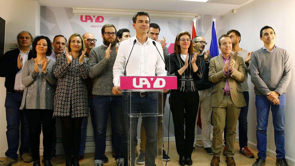 Herzog renuncia a liderar UPyD, que queda en manos de una gestora