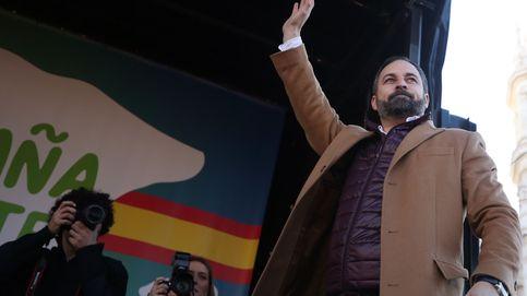 Vox se querella contra la Mesa del Parlament por mantener el escaño de Quim Torra