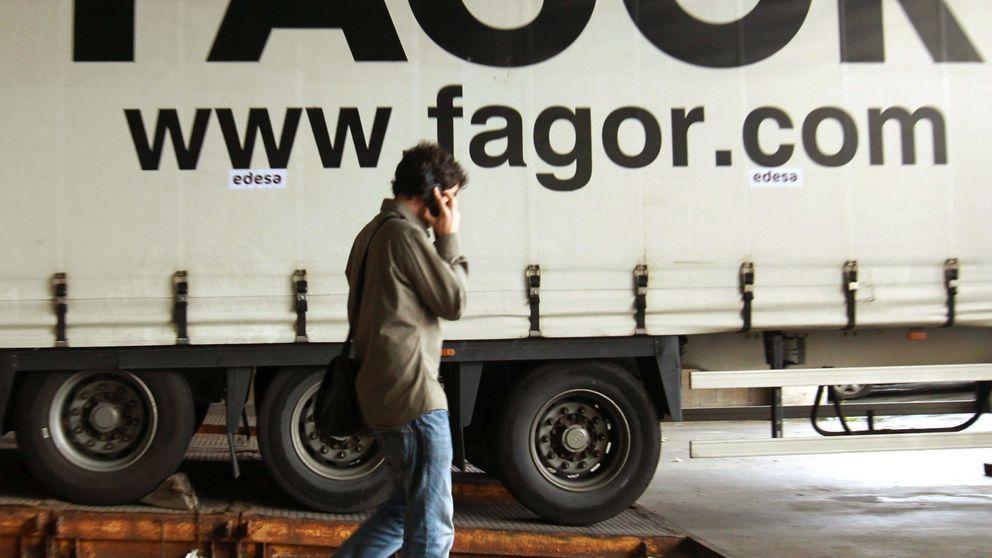 La quiebra de Fagor provocará despidos en el resto de Mondragón