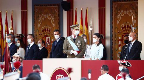 El primer 12-O pospandemia de la familia real: todas las imágenes