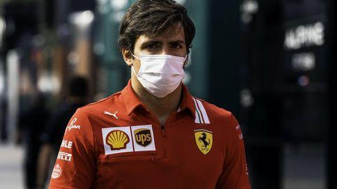 El bautismo de Carlos Sainz en Monza:  Es algo totalmente diferente, hay que vivirlo