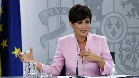 Isabel Rodríguez: la sonrisa como escudo y como excusa de la portavoz del Gobierno