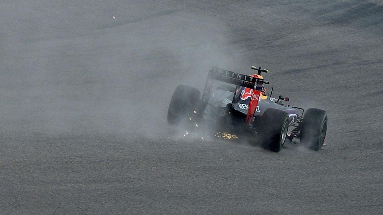 Foto: ¿Veremos a Red Bull con motores Honda? (Efe)
