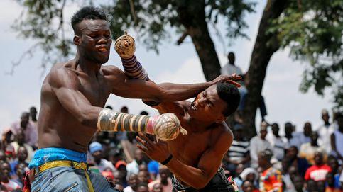 El boxeo tradicional de Nigeria, el Dambe, lucha por convertirse en global