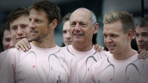A Jenson Button y Kimi Raikkonen les huele el culo a pólvora