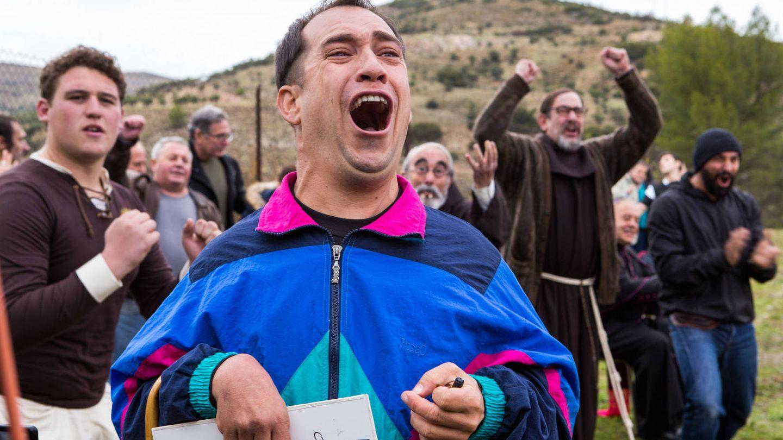 El Langui es Ramón, un monje optimista del convento de San Teodosio. (DeAPlaneta)