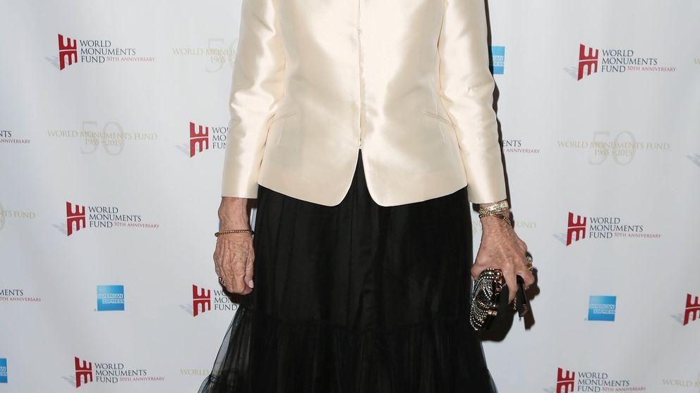 La Reina Sofía deslumbra en Nueva York