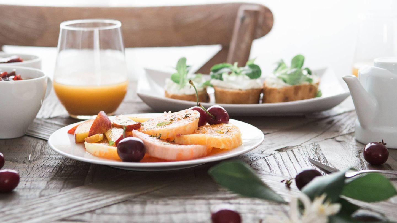 Frutas y verduras. (Brooke Lark para Unsplash)