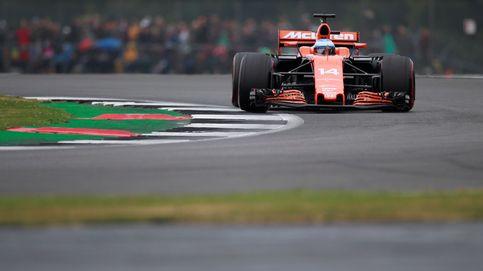 Alonso: Necesito 25 paradas en boxes, cambiar neumáticos constantemente