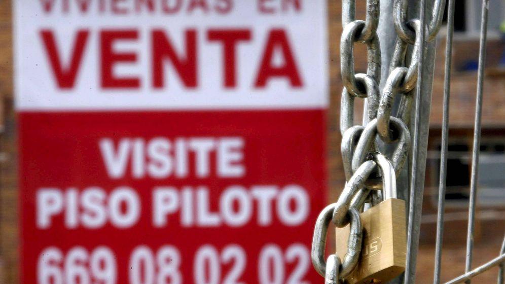 Foto: Vivienda en venta propiedad de una entidad bancaria. (EFE)