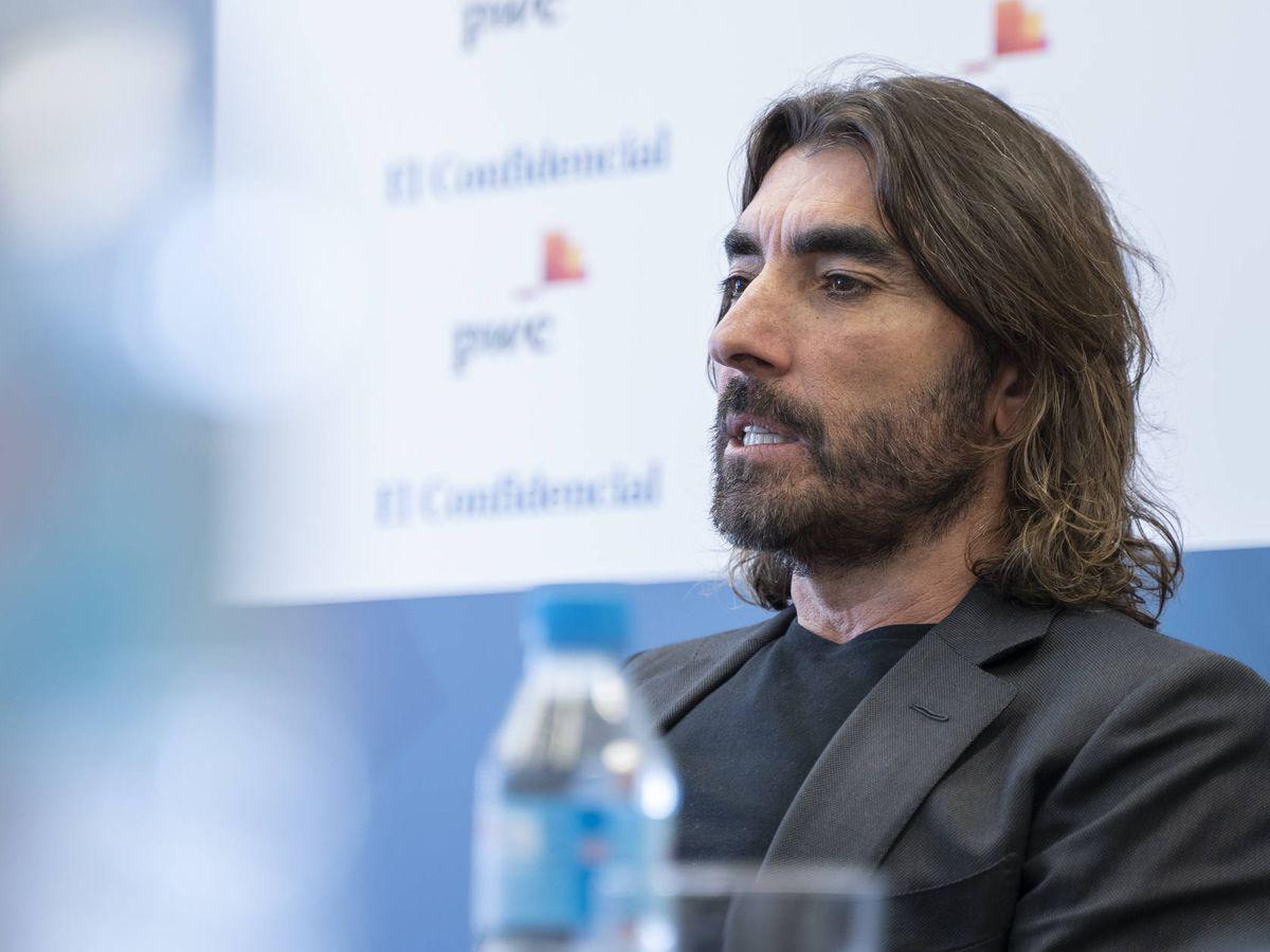 Foto: Javier Hidalgo, consejero delegado de Globalia.