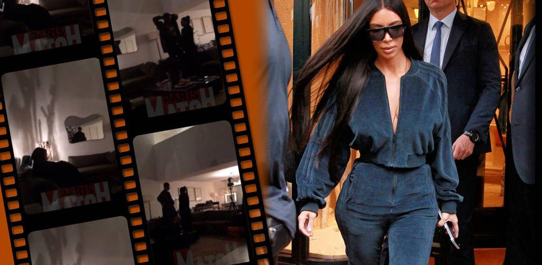 Foto: Kim Kardashian en un fotomontaje de Vanitatis