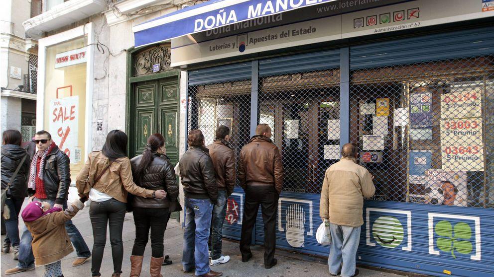 Las administraciones de Lotería con más suerte de España