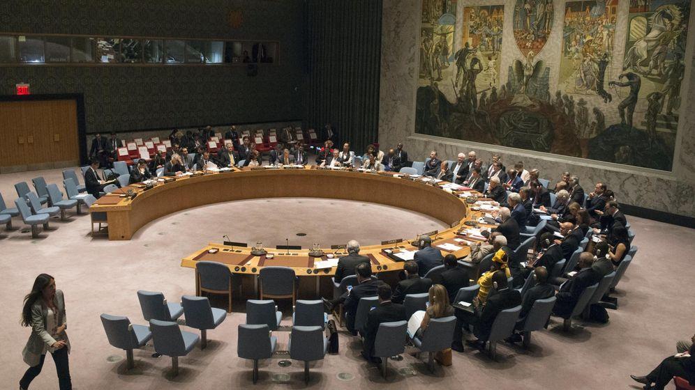 Foto: Reunión del Consejo de Seguridad de la ONU sobre antiterrorismo, en septiembre de 2015. (Reuters)