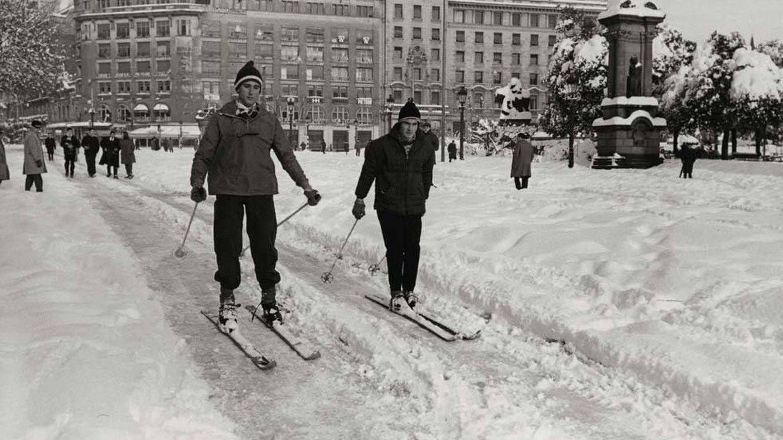 Riadas, nevadas salvajes... el apocalipsis meteorológico del extraño 1962