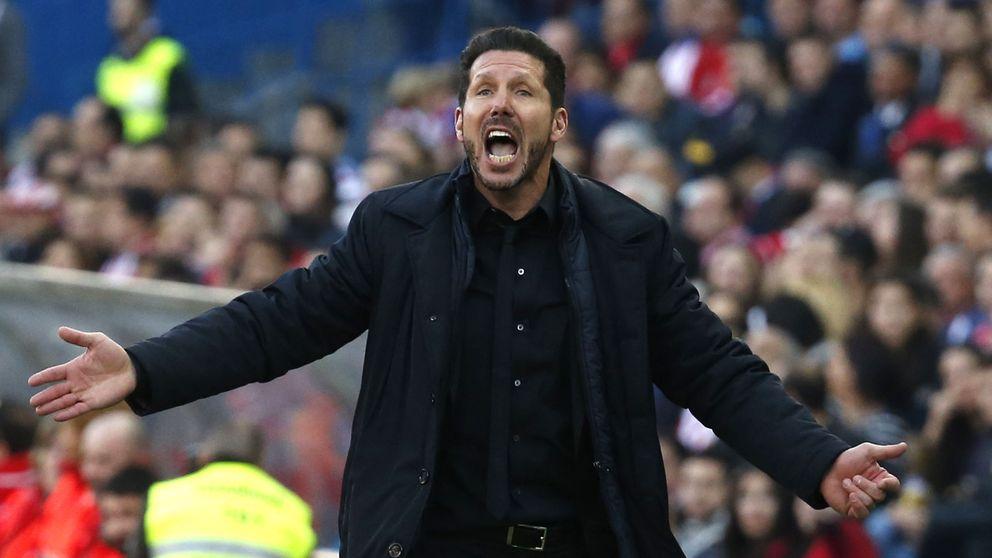 Enigmático Simeone: Ya he hablado con Torres y estamos más tranquilos