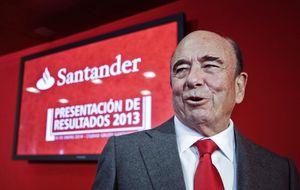La banca hincha el beneficio del Ibex más de un 60% en 2013