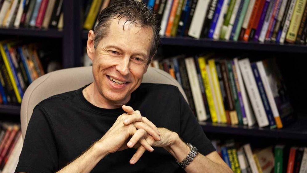 Foto: El profesor publicó en 2015 'Quantum Mind and Social Science'. (Foto: TEDxColumbus)