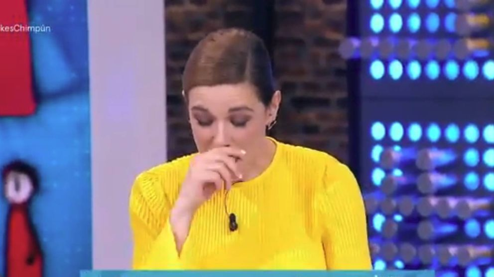 Raquel Sánchez Silva llora de pena y rabia en el final de 'Likes'
