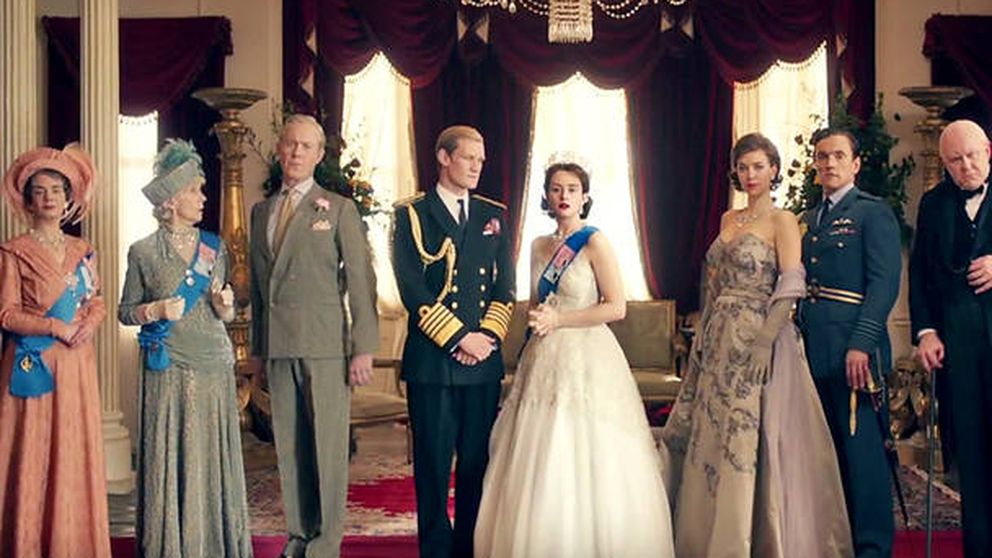 Los entresijos de la serie 'The Crown' (Netflix)