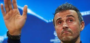 Post de El día en el que Luis Enrique tiene que volver al Bernabéu como seleccionador