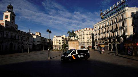 Madrid suma más de 50.000 multas por incumplir el confinamiento y 521 detenidos
