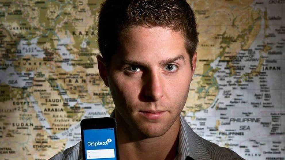 El emprendedor que ha lanzando un rival de WhatsApp desde la cárcel