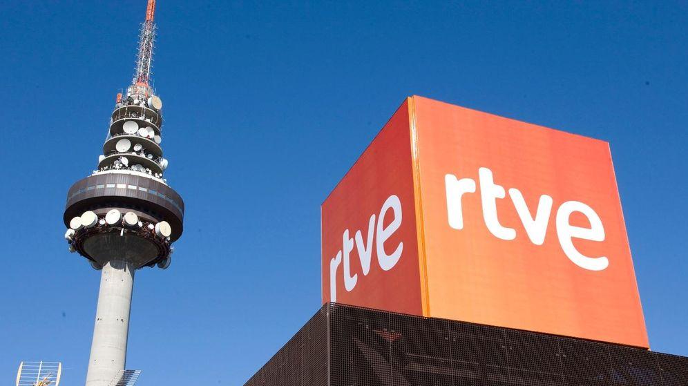 Foto: RTVE adjudica al Grupo Essentium las obras de Prado del Rey por 16 millones